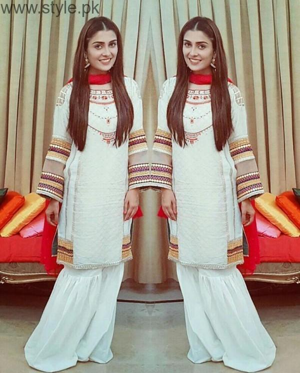 Fashion Trends followed by Actresses on Eid-ul-Azha 2016 (5)