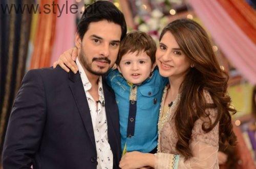 Fatima Effendi and Kanwar Arsalan celebrated their son's third birthday (3)
