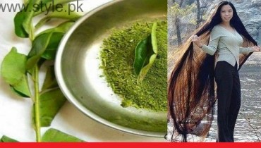 Get Long Hair with curry leaves in 1 month