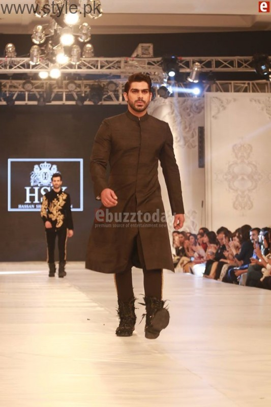 HSY at PFDC L'Oréal Paris Bridal Week 2016 Day 1 002 (1)