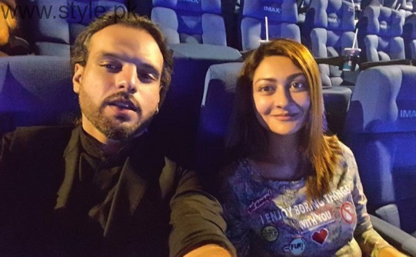 Noman Javaid and Jana Malik