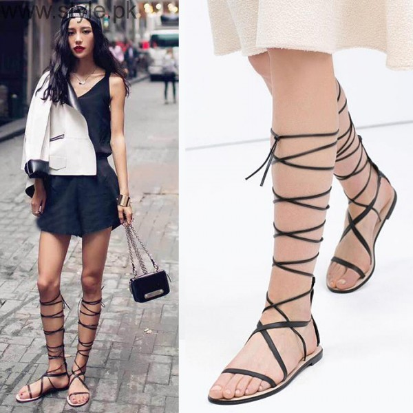 Latest Gladiator Sandals 2016 (10)