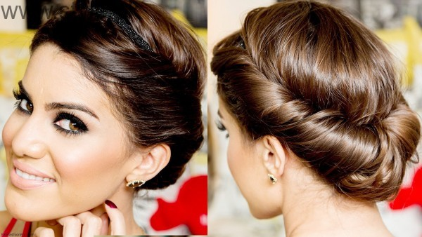 Latest Hairstyles for Eid 2016 (12)