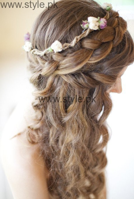 Latest Hairstyles for Eid 2016 (2)