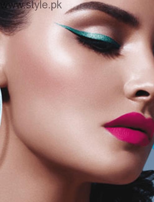 Latest Makeup Ideas 2016 for Eid (1)