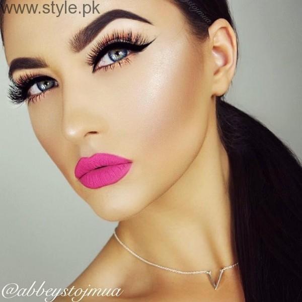 Latest Makeup Ideas 2016 for Eid (2)