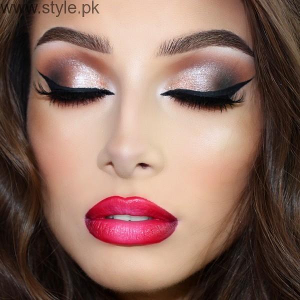 Latest Makeup Ideas 2016 for Eid (6)