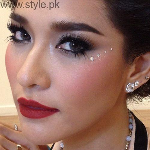 Latest Makeup Ideas 2016 for Eid (7)