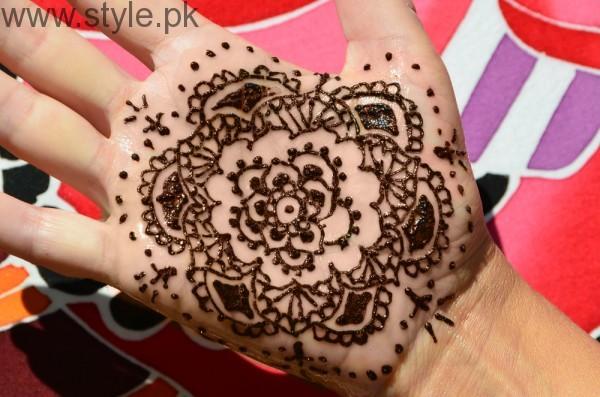 Latest Mehndi Designs 2016 for Kids (15)