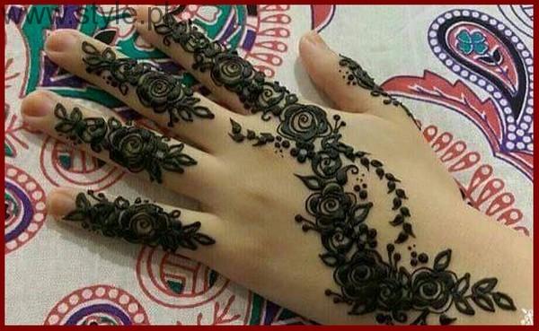 Latest Mehndi Designs for Eid-ul-Azha 2016 (15)