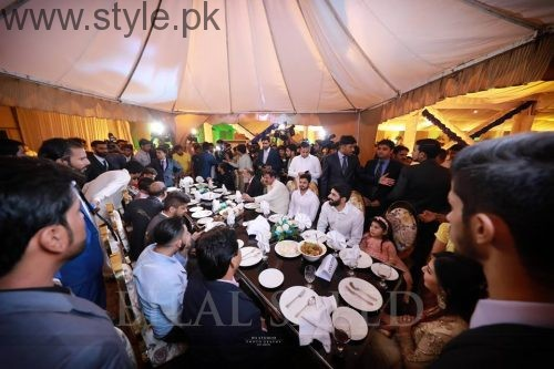 Mohammad Amir's Complete Wedding Pictures (14)