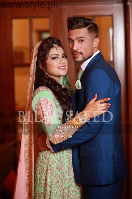Mohammad Amir's Complete Wedding Pictures (16)