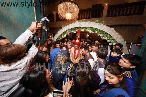 Mohammad Amir's Complete Wedding Pictures (26)