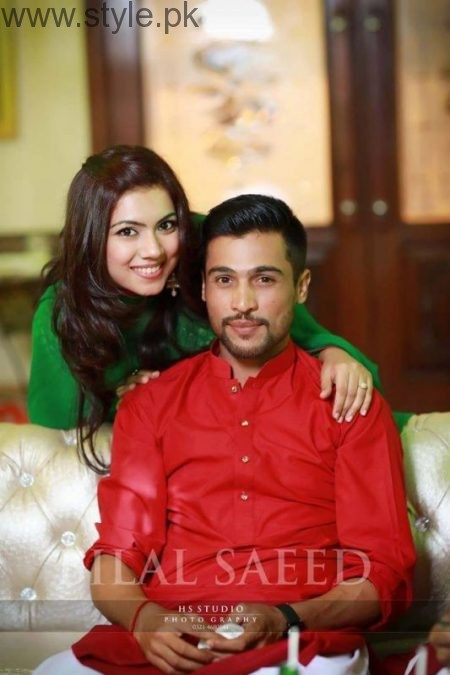 Mohammad Amir's Complete Wedding Pictures (7)