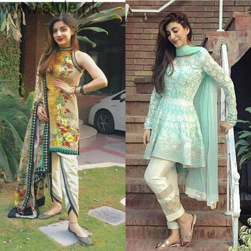 Pakistani Celebrities on Eid-ul-Azha 2016 Day 1 (12)