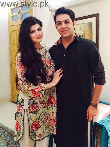 Pakistani Celebrities on Eid-ul-Azha 2016 Day 1 (13)