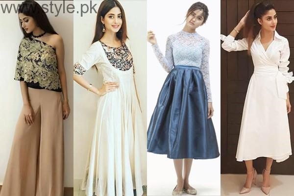 See Sajal Ali's 10 Best Dresses
