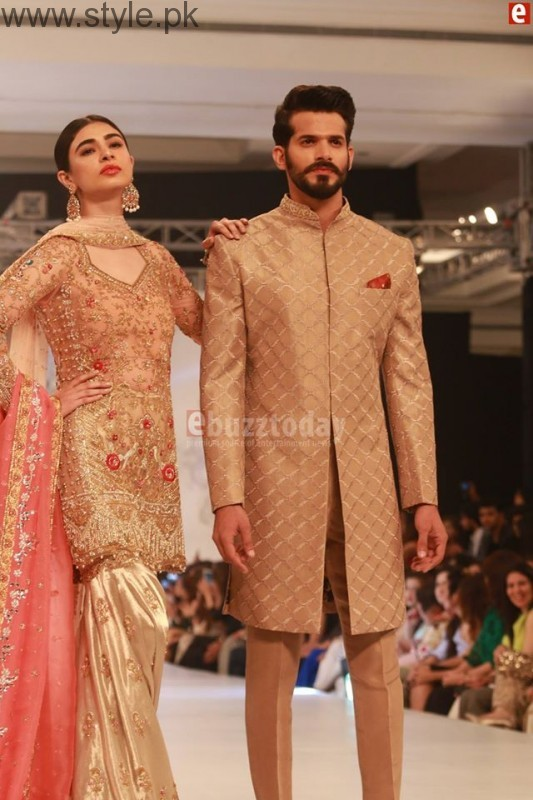 Sania Maskatia at PFDC L'Oreal Paris Bridal Week 2016 Day 1 (2)