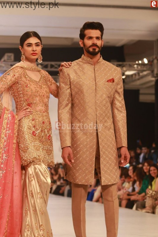 Sania Maskatia at PFDC L'Oreal Paris Bridal Week 2016 Day 1 (3)