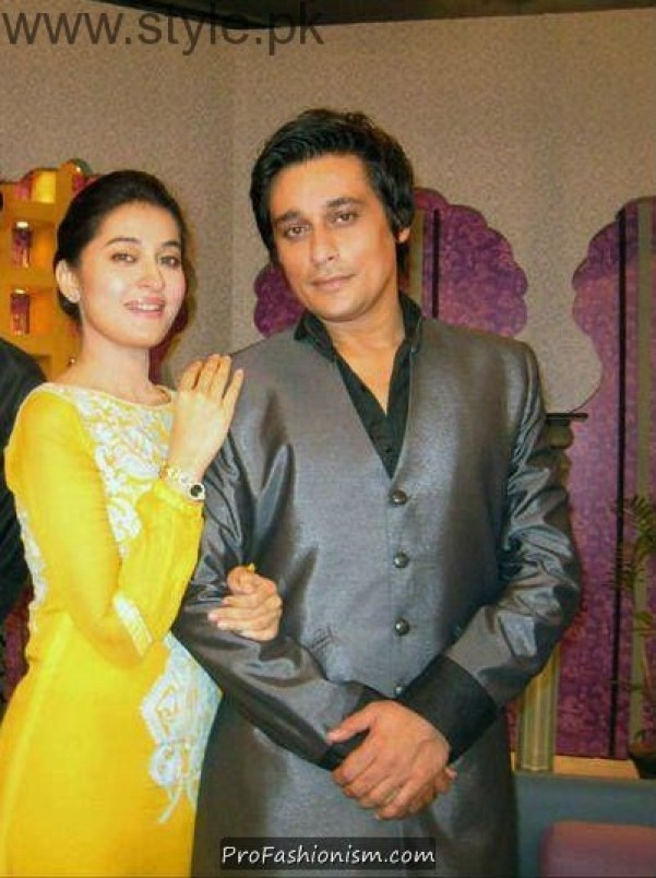 Shaista Lodhi Brother Sahir