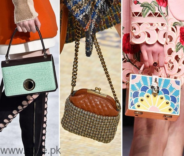 See 2017 Handbags Trends Winter Handbags