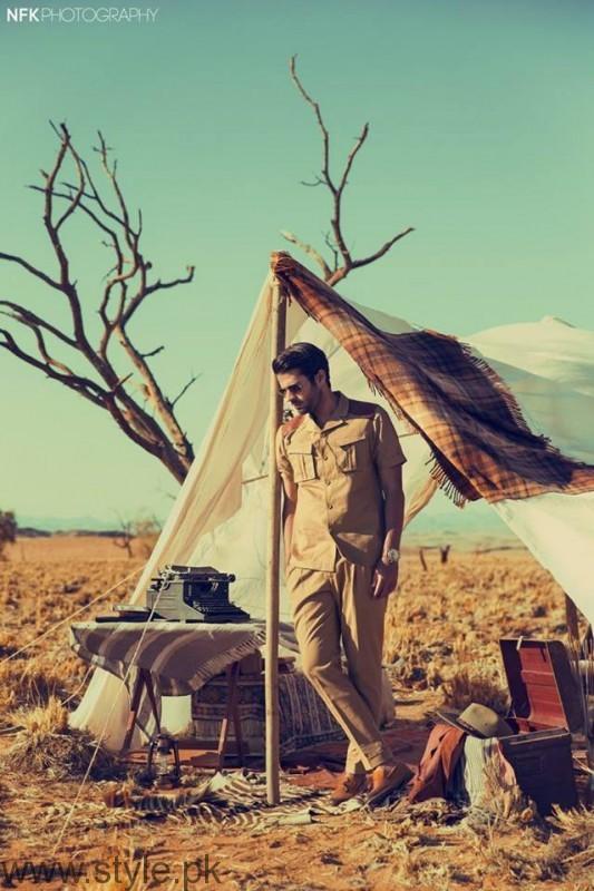 See Adnan Malik's photoshoot for Sapphire
