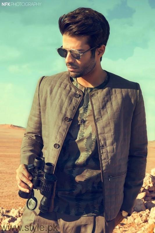 Adnan Malik's photoshoot for Sapphire (10)