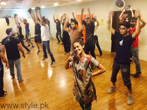Celebrities during Rehearsals of 1st HUM Jazz Style Awards (4)