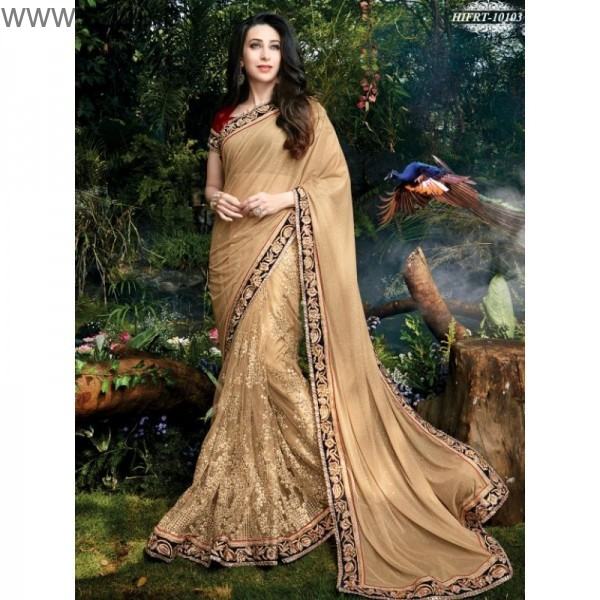 Golden Saree Collection (2)