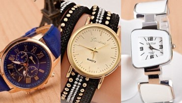 See Latest Watches for Women 2016