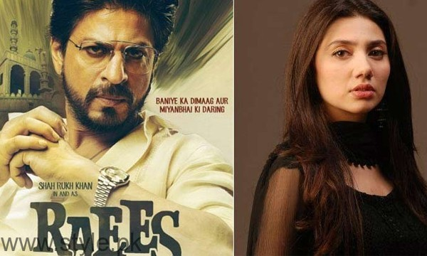 See  Mahira Khan to be replaced in Raees