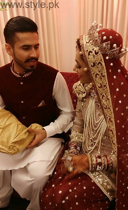 Mathira's Sister Rose Wedding Pictures1465