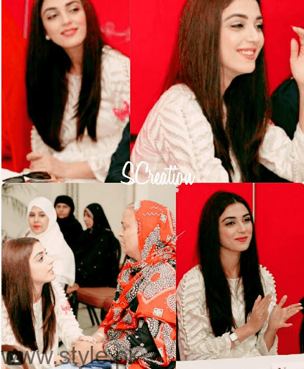 Maya Ali at Shuakat Khanum Breast Cancer Awareness Campaign (3)