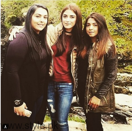 Maya Ali's pictures from Scotland Tour (5)