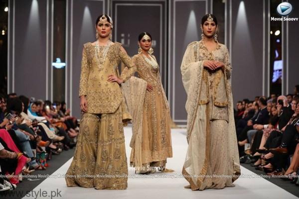 MonaImran Collection At Fashion Pakistan Week 2016