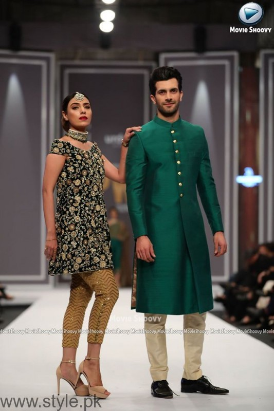 MonaImran Collection At Fashion Pakistan Week 2016 (5)