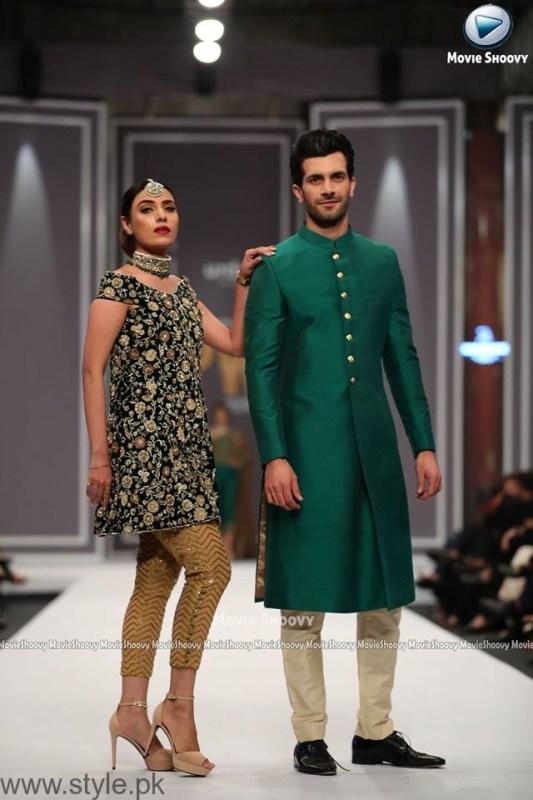 MonaImran Collection At Fashion Pakistan Week 2016 (5)
