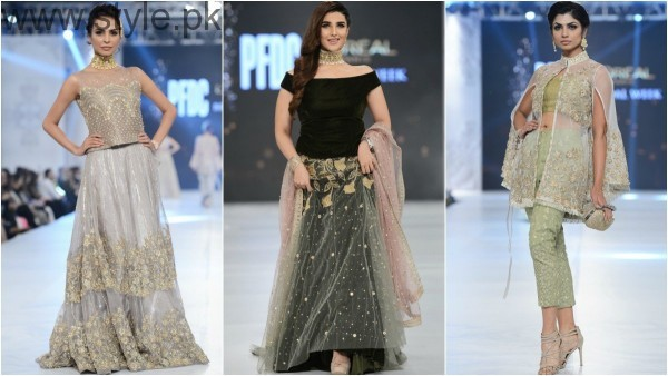 PFDC L'Oréal Paris Bridal Week 2016 Day 2 Pictures (3)
