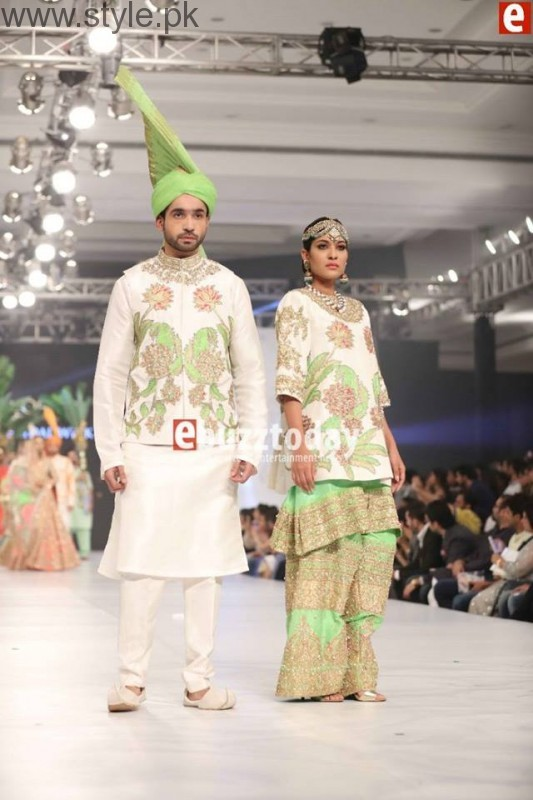 PFDC L'Oréal Paris Bridal Week 2016 Day 3 Pictures (17)
