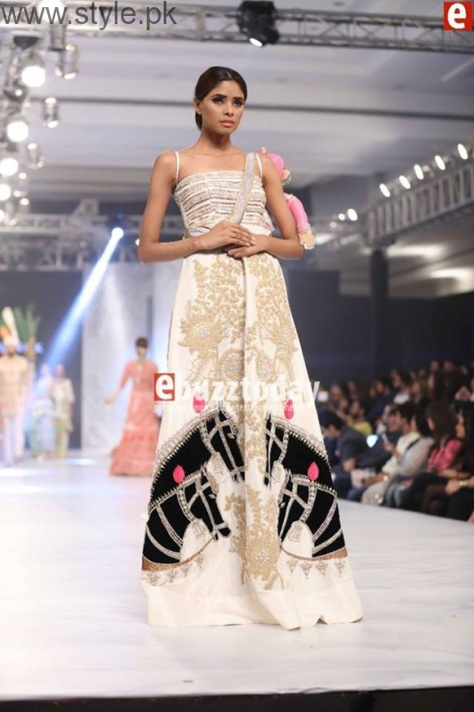 PFDC L'Oréal Paris Bridal Week 2016 Day 3 Pictures (21)