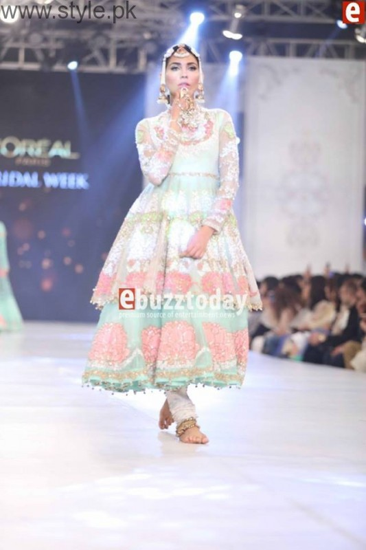 PFDC L'Oréal Paris Bridal Week 2016 Day 3 Pictures (9)