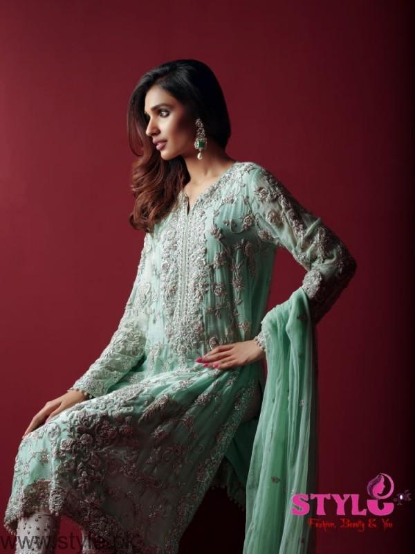 Rozina Munib's Bridal Dresses Pictures (5)