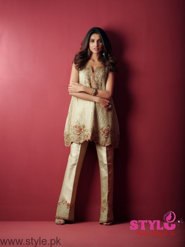 Rozina Munib's Bridal Dresses Pictures (6)