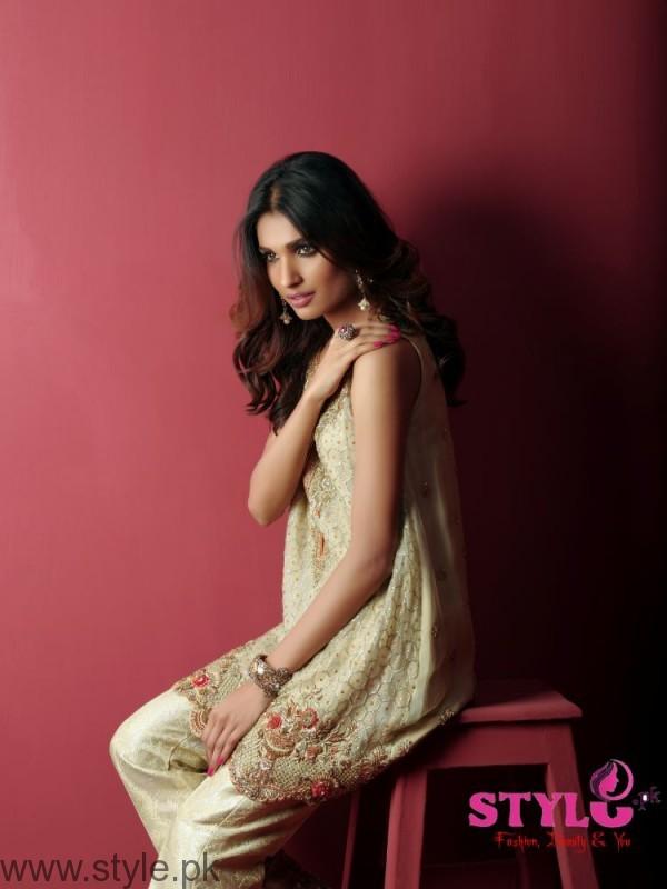 Rozina Munib's Bridal Dresses Pictures (7)