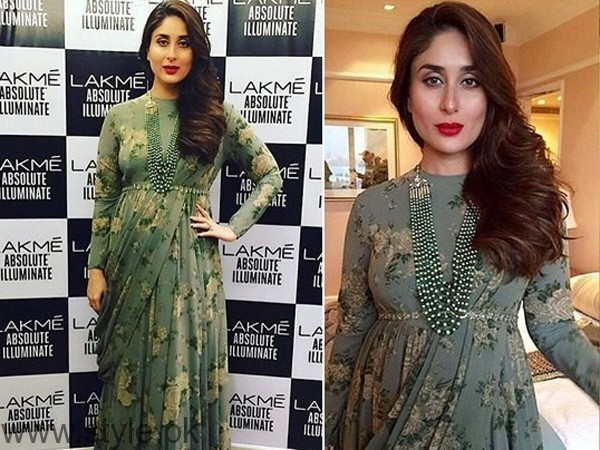 Sanam Jung and Kareena Kapoor give Style Goals to Pregnant women (4)