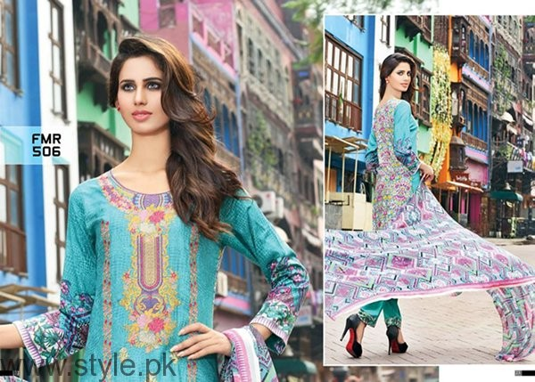 Shaista Cloth Winter Dresses 2016-2017 For Women008