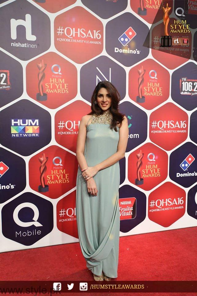 Zhalay HUM TV Style Awards