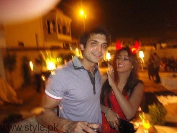 Arij Fatyma Ex Husband
