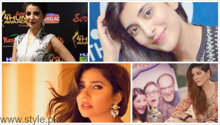Best PAkistani VJ turned Actresses