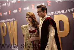 Bold Look of Neelum Muneer at Fashion Pakistan Week (1)